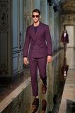 Slim Fit Black Men Custom Made Suit
