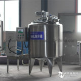 Dairy Milk Cooling Tank 3000L Capacity with Us Coopland Compressor
