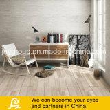 Italian Style Wooden Faces Digital Rustic Porcelain Tile (Rovere Khaki) --Z