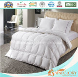 Royal White Goose Down Duvet Duck Down Comforter with 3~5cm Gusset