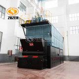 4t Industrial Horizotal Packaged Chain Grate Steam Biomass Boiler