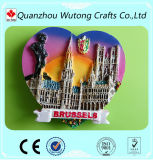 Wholesale Home Decoration 3D Custom Resin Souvenir Fridge Magnet