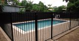 Security Galvanized Steel Fence for Garden Pool with Discount Price