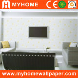 Printable Floral Wallcovering for Home Decor