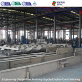 Carbon Steel Structure Manufacturing for Coal Conveyor System