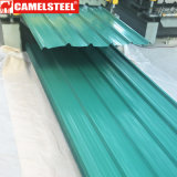 Color Coated Gi Galvanized Zinc Coating Roof Sheets Steel