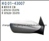 Auto Spare Parts Door Mirror Fits for Hyundai Sonata 2011 Car. #OEM: 87610-3s070/87620-3s070