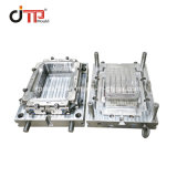 High Quality Transportation Used Plastic Injection Vegetable Crate Mould