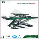 Gg Brand Ce 3.2 Tons Hydraulic Double-Level Platform Scissor Car Auto Lift