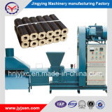 Factory Direct Sell Low Noise Biomass 50mm Diameter Log Sawdust Straw Briquette Machine for Charcoal Making