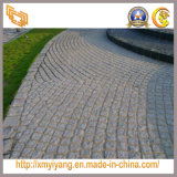 Cheap G603 Grey White Granite Paving Stone for Outdoor Decor