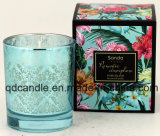 Paraffin Wax Scented Candles in Glass Jar with Gift Box