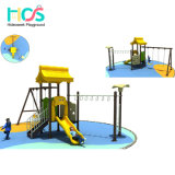 2018 Small and Cheap Outdoor Playground for Commercial Use