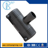 HDPE Fitting Gas Tee (reducing tee)