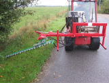 Universal Tractor/Excavator/Backhoe/Front Loader Attached 150cm Hedge Trimmer/Shear/Bush Mulcher with CE