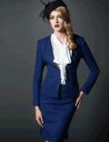 Top-Quality Woolen Ladies 3PCS Elegant Dress Business/Dinner Suit