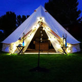Foldable Family Camping Canvas Bell Tent Sibley Tent for Wholesale