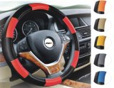 Fashion Design Foam Leather Car Steering Wheel Cover