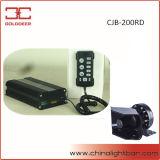 200W Electronic Siren Series Car Alarm (CJB-200RD)