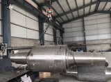 Bearing Bush Configuration Rubber Crusher Machine
