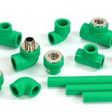 Plastic Plumbing for Hot and Cold Water PPR Pipes and Fittings