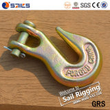 a-330 Safety Lifting Alloy Steel Clevis Grab Hooks
