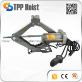 Portable Vehicle Tools 2t Electric Mini Scissor Car Jack