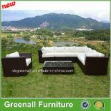 Poly Rattan & Aluminum Furniture, Outdoor Rattan Sofa