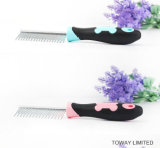 Pet Products Beauty Grooming Stainless Steel Hair Combs