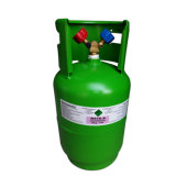 Mixed Gas R410A Refrigerant Packed by 10kg Refillable Cylinder