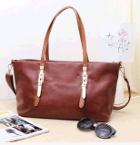 Retro Casual Women PU Leather Shoulder Handbag Crossbody Bag (BDMC102)
