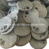 Square and Round Sintered Stainless Steel Fiber Burner