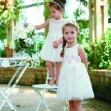 2017 Wholesale Children Wear Party Dress for Little Girl