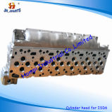 Engine Parts Cylinder Head for Cummins 6isde 3977225 Isd4/Isf2.8/Isf3.8/6lt/Isb6