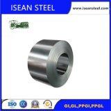 Factory Supply Big Flower Zinc Coated Galvanized/Gl Coil Steel for Building