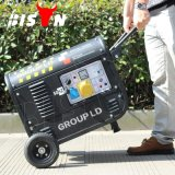 Bison (China) BS2500c (H) 2kw 2kVA Actual Output Power Strong Frame Portable Generator Set Price List