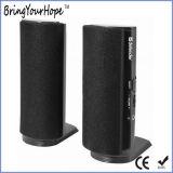 Good Price 2.0 AC Plastic Computer Speaker (XH-PS-216)