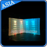 Newest Inflatable Lighting Air Wall for Event Decoration