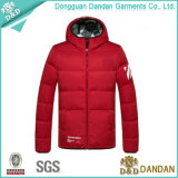 Fashion Outdoor Down Fleece Winter Jacket for Man (JS1107004)