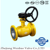 Standard Flanged Fully Welded Ball Valve for Nature Gas