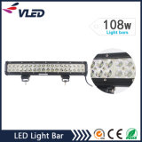 4X4 Bar LED Light Automotive Car Light LED Bar 108W