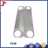 Vicarb V130 Heat Exchanger Plate Ss304 Ss316L Material Heat Exchanger Spare Parts Manufacturer