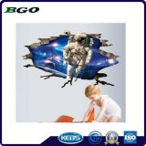 Space Man Removable Stickers 3D Wall Stickers Printing