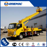 28m Telescopic Boom (DONGFONG) Aerial Working Platform