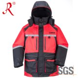 Sea and Ice Fishing Quilted Jacket for Winter (QF-9051A)