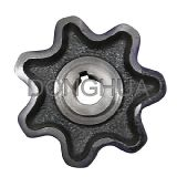 OEM Casting Sprocket Forged Chain Wheels