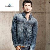 Fashion Men Slim Thin Elastic Short Denim Jackets by Fly Jeans