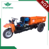 Waw Cargo Diesel Open 3-Wheel Tricycle From China