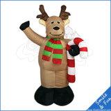 Outdoor Indoor Christmas Advertising Inflatable Reindeer