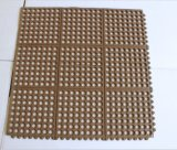 Drainage Anti-Fatigue Interlocking Rubber Floor Mat (GM0407)
